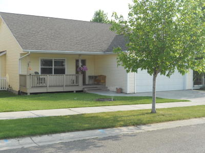 Kalispell Single Family Home Under Contract Taking Back-Up : 118 Sinopah Street