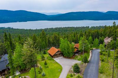Whitefish Single Family Home For Sale: 168 Hidden Hills Lane