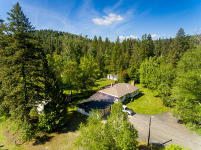 Whitefish, Olney Single Family Home Under Contract Taking Back-Up : 1515 Highway 93 West