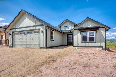 Missoula Single Family Home For Sale: 2677 Bunkhouse Place