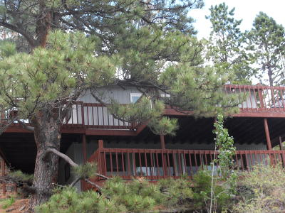 Wolf Creek Single Family Home For Sale: 3050 Indian Trail