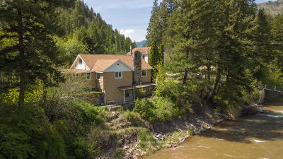 Multi Family Home Under Contract with Bump Claus: 11780 Highway 200 East
