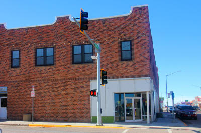 Cut Bank Commercial For Sale: 4 West Main Street