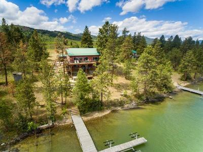 Lake County Single Family Home For Sale: 24516 Old Us Hwy 93