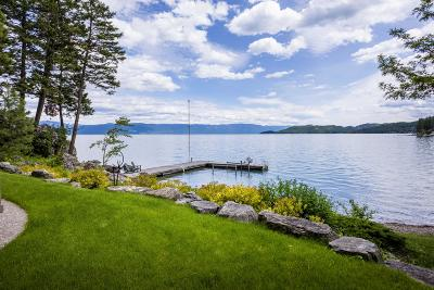 Lakeside Single Family Home For Sale: 140 Caroline Point Road