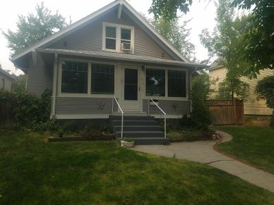 Great Falls Single Family Home For Sale: 819 7th Avenue North