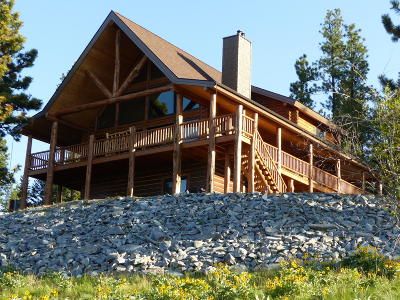 Flathead County Single Family Home Under Contract Taking Back-Up : 325 Silver Cloud Trail