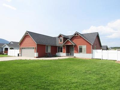 Lincoln County Single Family Home Under Contract Taking Back-Up : 118 Michelle Lane