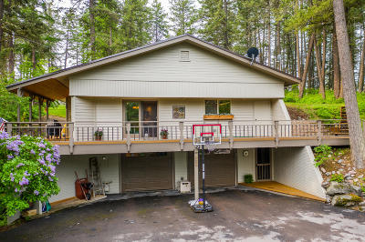 Bigfork Single Family Home For Sale: 456 Peaceful Drive