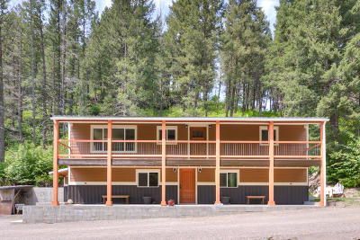 Single Family Home For Sale: 15405 Us Highway 93 North