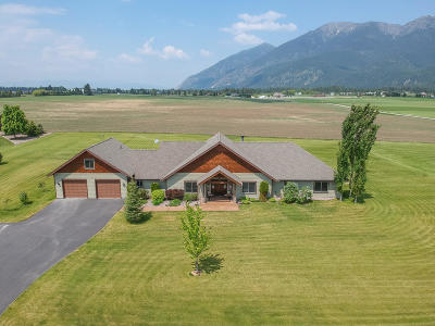 Kalispell Single Family Home For Sale: 1073 Victory Lane