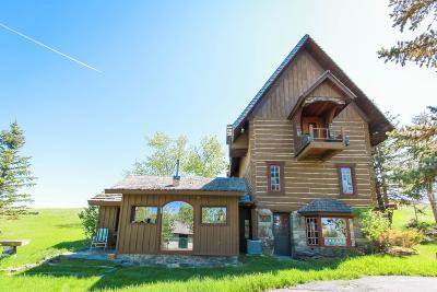 Great Falls, Black Eagle, Belt, Ulm Single Family Home For Sale: 112 Sun Meadows Road