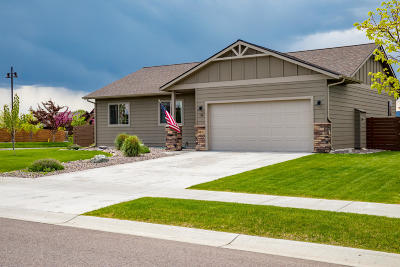 Kalispell Single Family Home For Sale: 174 Lazy Creek Way