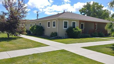 Choteau Single Family Home For Sale: 111 2nd Avenue North West