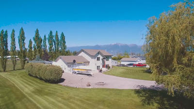 Kalispell Single Family Home For Sale: 59 Sunrise View Lane