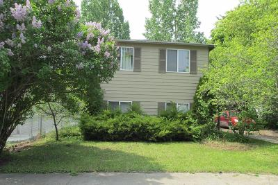 Kalispell Multi Family Home For Sale: 728 6th Avenue West