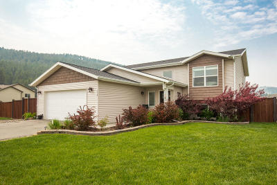 Kalispell Single Family Home For Sale: 114 Lupine Drive