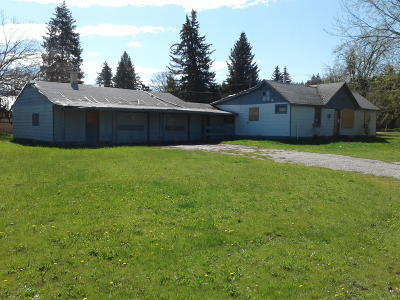 Lincoln County Single Family Home For Sale: 1217 Main Avenue