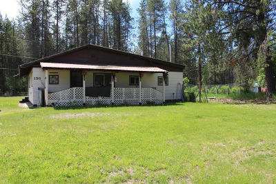 Lincoln County Single Family Home For Sale: 150 Timber Lane