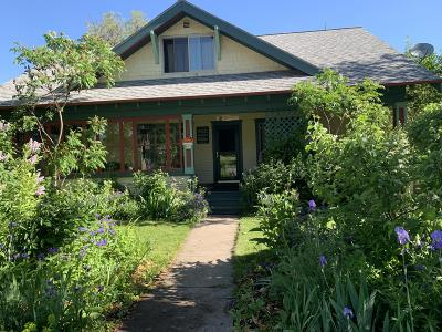 Polson Single Family Home For Sale: 601 4th Avenue East
