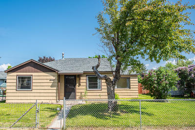 Single Family Home For Sale: 2206 Fairview Avenue