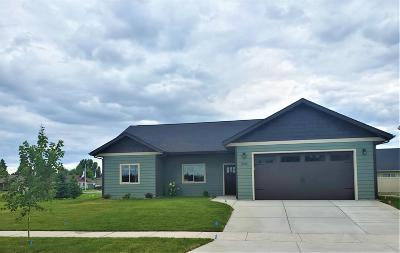 Kalispell Single Family Home For Sale: 2016 Mahogany Avenue