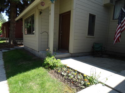 Missoula Single Family Home Under Contract Taking Back-Up : 3811 Stephens #4 Avenue South
