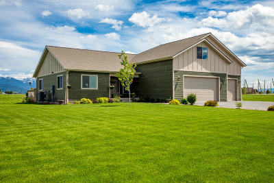 Kalispell Single Family Home For Sale: 211 McWenneger Drive