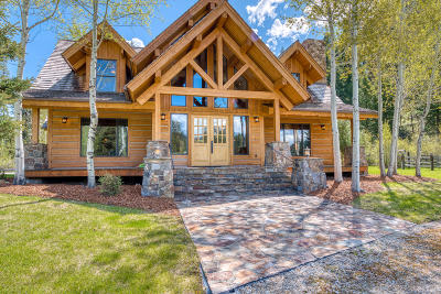 Ravalli County Single Family Home For Sale