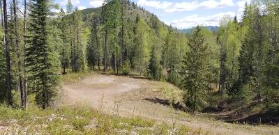 Columbia Falls Residential Lots & Land Under Contract Taking Back-Up : 132 Crystal Creek Loop