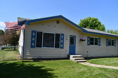 Kalispell Single Family Home Under Contract Taking Back-Up : 134 Dogwood Avenue