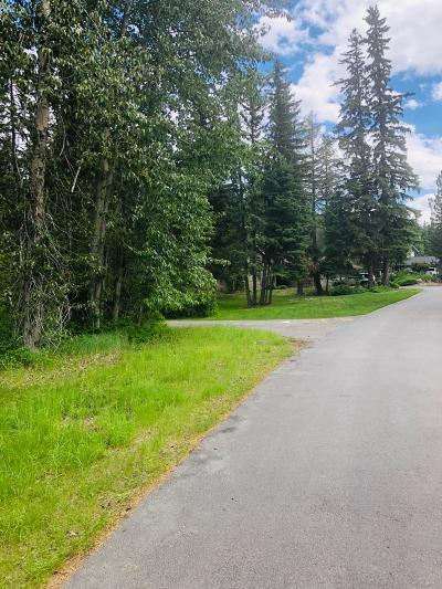 Whitefish Residential Lots & Land For Sale: 205 Sapphire Court
