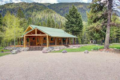 Lake County Single Family Home For Sale: 22000 Jocko Canyon Road