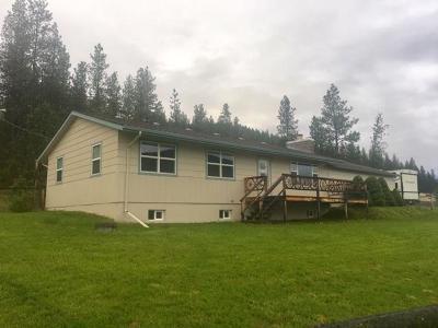 Bonner, Potomac Single Family Home For Sale: 2680 Bear Creek Road