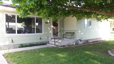 Single Family Home For Sale: 4502 Gharrett Street