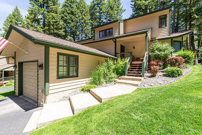 Bigfork Single Family Home For Sale: 175 B Eagle Bend Drive