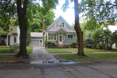 Kalispell Single Family Home Under Contract with Bump Claus: 426 5th Ave Avenue East