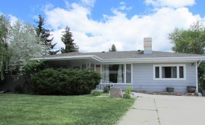 Helena Single Family Home For Sale: 1130 Choteau Street