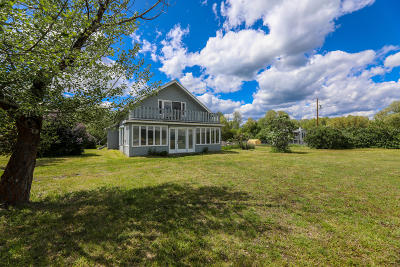 Flathead County Single Family Home Under Contract Taking Back-Up : 3259 U.s. Hwy 2 West