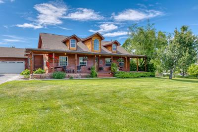 Stevensville Single Family Home For Sale: 4413 Pony Road