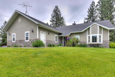 Ravalli County Single Family Home For Sale: 159 Pistol Lane