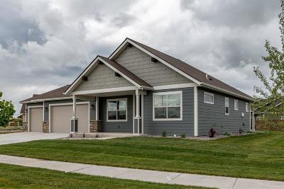 Flathead County Single Family Home For Sale: 159 Werner Peak Trail