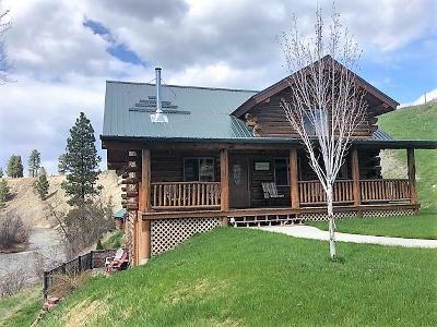 Lincoln County Single Family Home For Sale: 124 Pidgeon Bridge Road