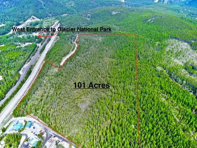 Polebridge, West Glacier Residential Lots & Land For Sale: River Bend Drive