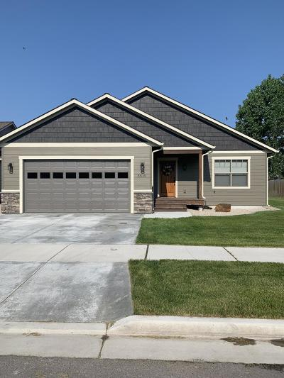 Lolo Single Family Home Under Contract Taking Back-Up : 5510 Lonesome Dove Lane