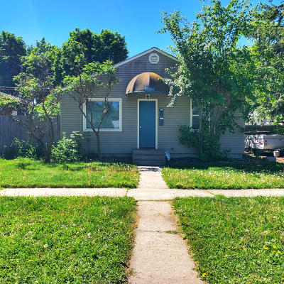 Multi Family Home Under Contract Taking Back-Up : 1729 South 6th Street West