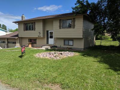 Missoula Single Family Home For Sale: 8520 Pheasant Drive