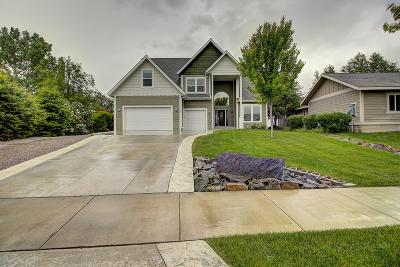 Kalispell Single Family Home For Sale: 123 Heavens Peak Drive