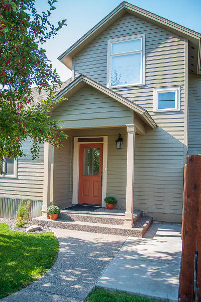Missoula Single Family Home For Sale: 213 West Beckwith Street East