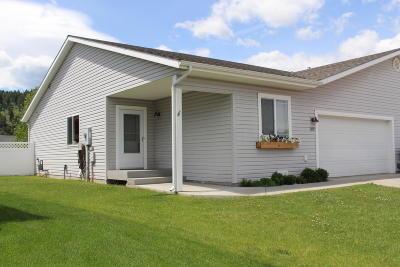 Kalispell Single Family Home Under Contract Taking Back-Up : 2122 Merganser Drive